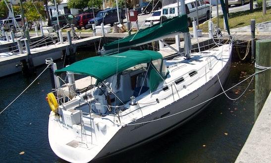 Charter Beneteau 40 In Fort Lauderdale