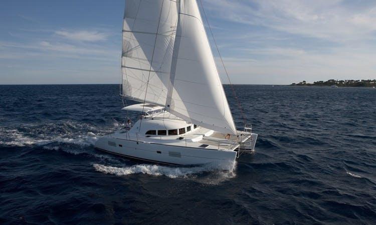 Charter Olga 2013 Lagoon 380 Catamaran in Spain