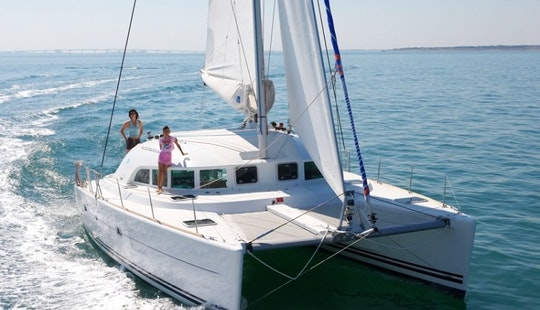 Anna Lagoon 380 Catamaran Charter In Montenegro