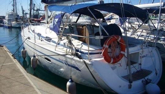 Charter Tamajo Bavaria 39 Cruiser In Canary Islands