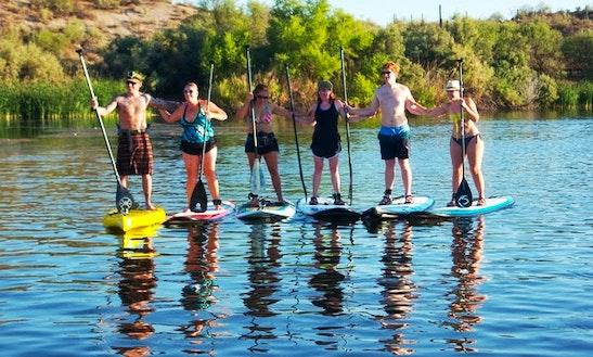 Paddleboard Rental In Mesa