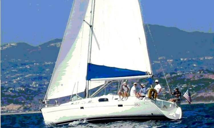 Charter a Beneteau 38 Sailing Yacht in MDR   GetMyBoat