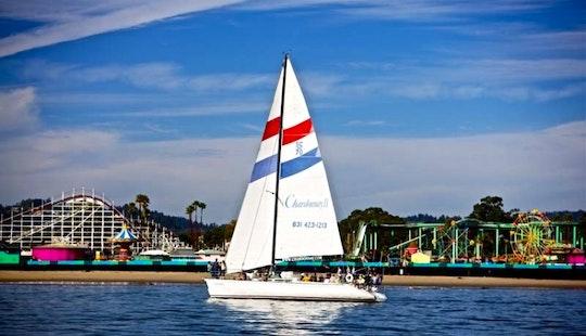 Charter Chardonnay Ii Sailing Yacht