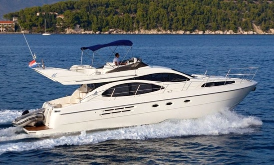 Charter Azimut 46 Motored Yacht In Split