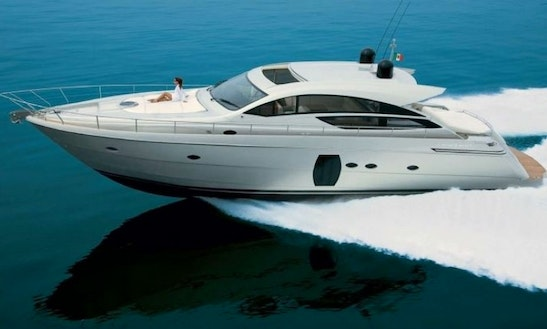 Charter Pershing 64 Motored Yacht In Split