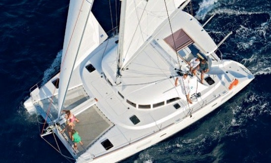 Charter Lagoon 380 From Flanders