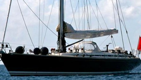 Charter La Forza Del Destino Sailing Yacht In The Caribbean