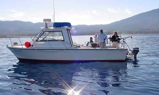 Hopper Iii - Coast Guard Certified 30' Fishing Charter