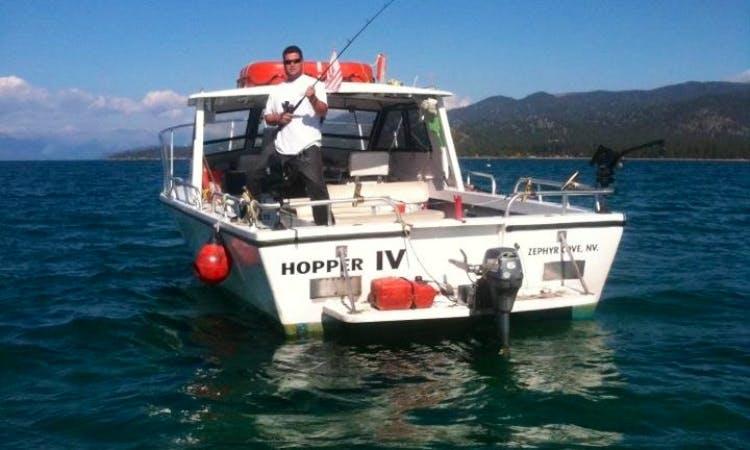 Hopper IV - Coast Guard Certified Island Hopper Lake Tahoe