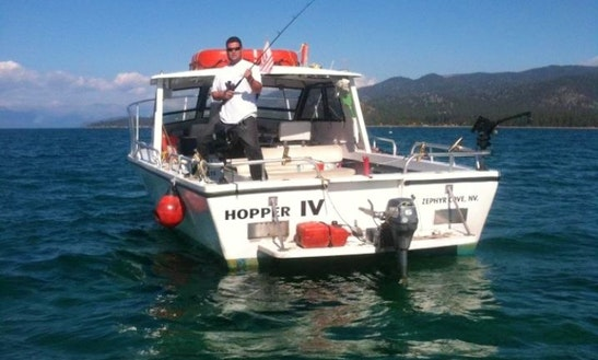 Hopper Iv - Coast Guard Certified Island Hopper
