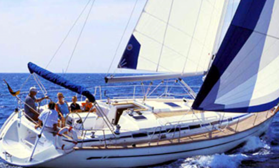 2003 Bavaria Sailing Rental In Attica, Greece For 8 Person