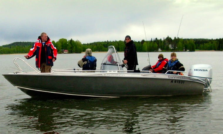 Fishing Charter in Finland