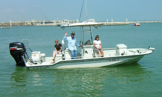 Inshore Sportfishing In Port Aransas With Capt Frankie