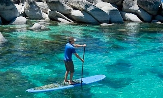 Paddleboard Boat Rental In Tahoe Vista