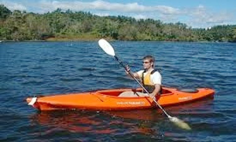 Rent kayaks and canoes in Hammondsport