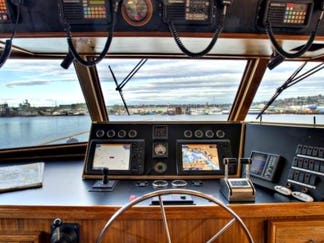 How Boat Steering Works