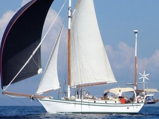 What Sails are Made of and Their Uses