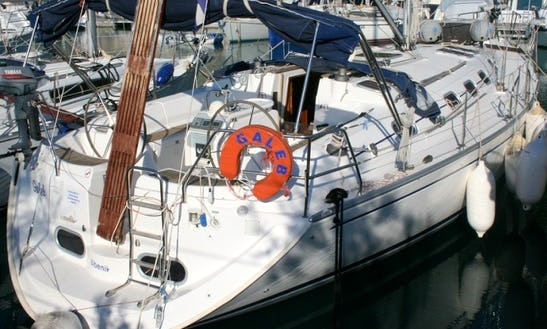 Hire A 2004 Gib Sea 43 (galeb) For The Day With Captain