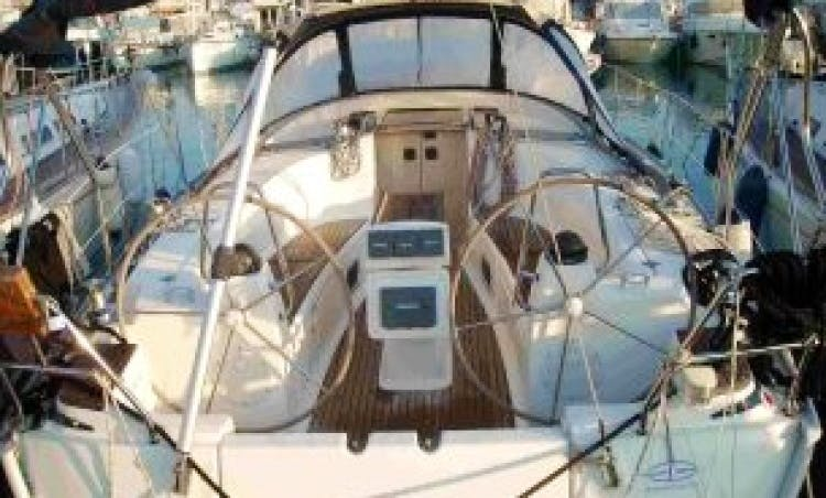 Go sailing on a chartered Bavaria 40 Cruiser - Asterion in Pontedera, Italy