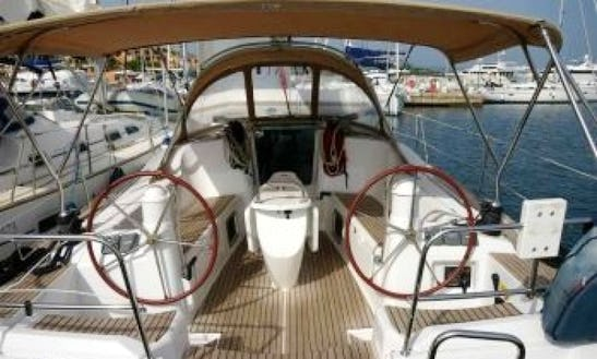 Enjoy Sailing On A Sun Odyssey 42i - Nihal In Pontedera, Italy