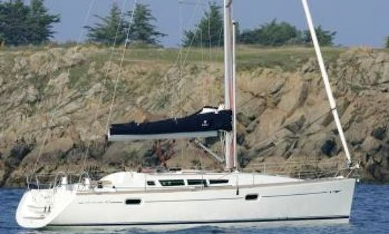 Explore By Wind Power On A Sailing Charter, Book The Sun Odyssey 42i - Gemini
