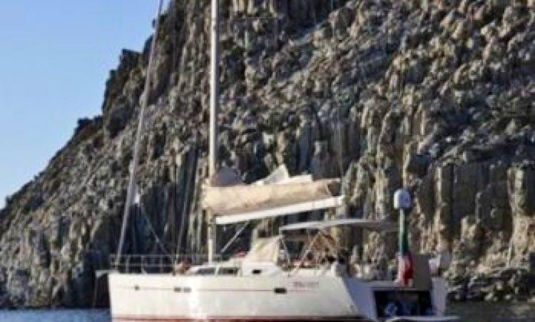 Sail the Mediterranean from Pontedera on Hanse 540 - VelaSpiego