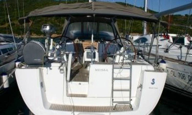Book this Oceanis 46 Sailing Yacht for 10 People in Pisa, Italy