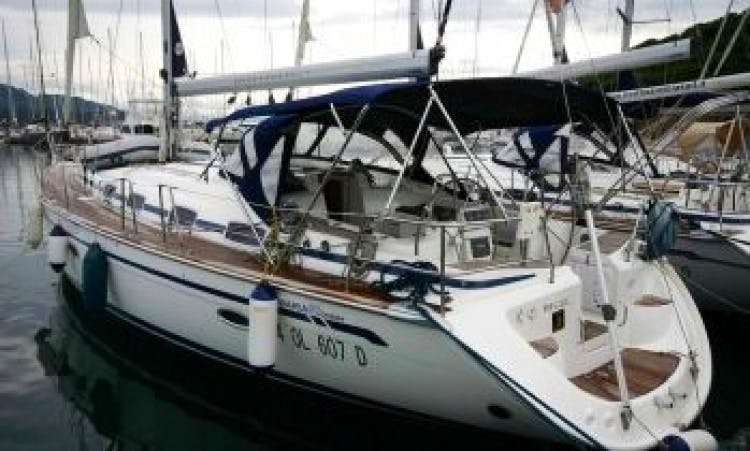 Set sail for a day on this Bavaria 50 Cruiser - Rigel