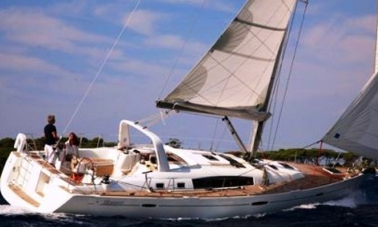 Bareboat Charter On A Oceanis 50 Family From Pisa