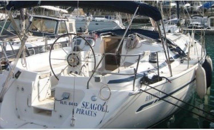 Charter Bavaria 41 (Seagoll) in Split