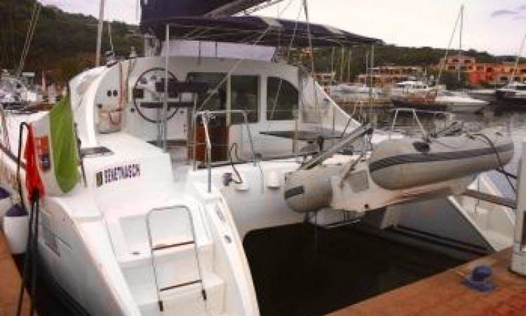 Charter in Pisa Lagoon 410 S2 - Benetnasch
