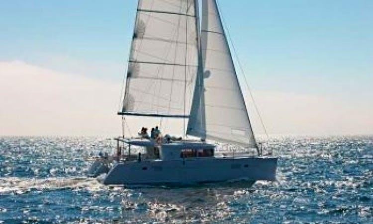 Italian Charter Lagoon 450 - Corona Borealis