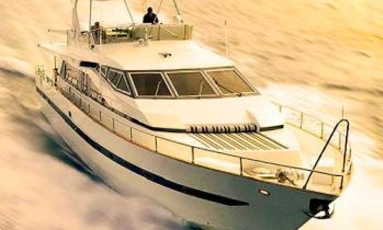 Charter Yacht Runaway In Us Virgin Islands