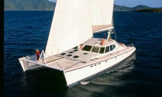 Shangri La Catamaran Charter