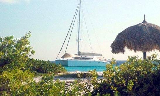 48' Catamaran Charter