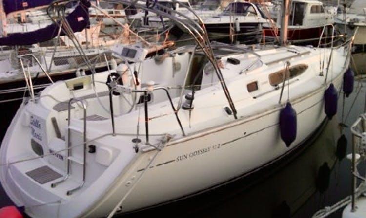 Sun Odyssey 32.2 (Stella Maris) Sailing Yacht in Croatia