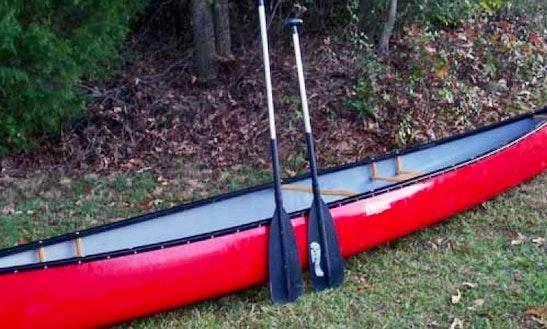 Rent A Dagger Canoe On Telegraph Creek
