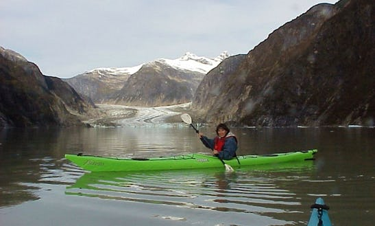 Rent Single Kayaks Around Wrangell, Alaska