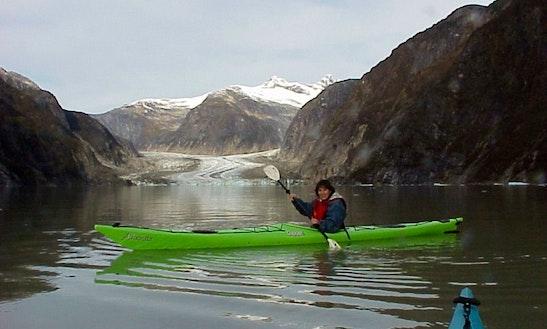 Rent  Single-kayaks Around Wrangell