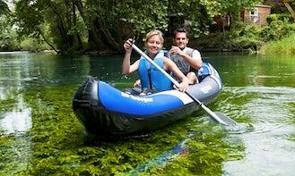 Rent 2 Person Inflatable Kayak in Oakridge