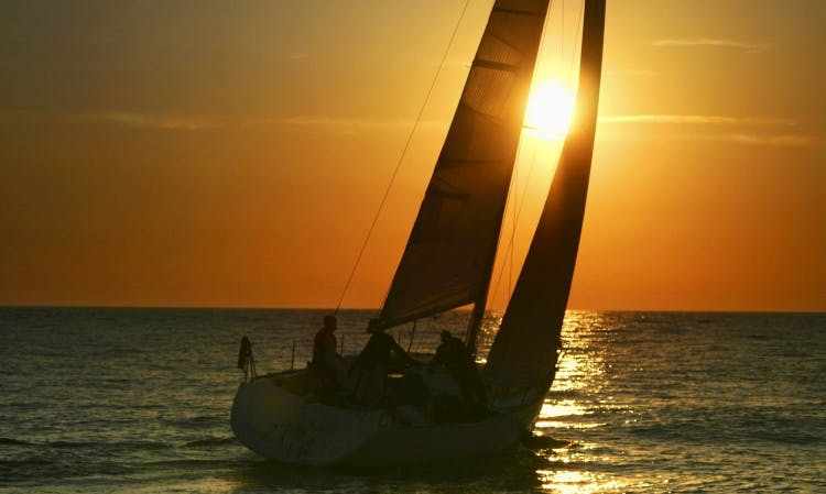 Private Sailing Lesson In Jacksonville, Florida