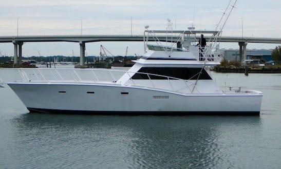 Charter 54' Sport Fishing Boat In Gulfport