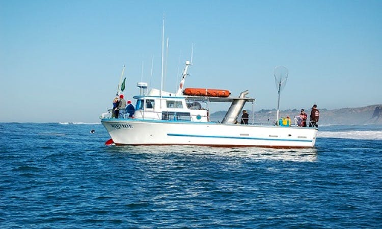 Riptide Fishing Charters in Half Moon Bay