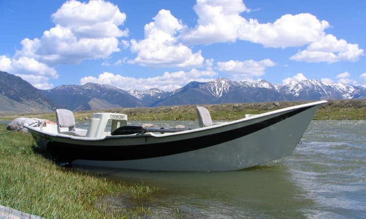 Drift Boat Fishing Excursion in Montana