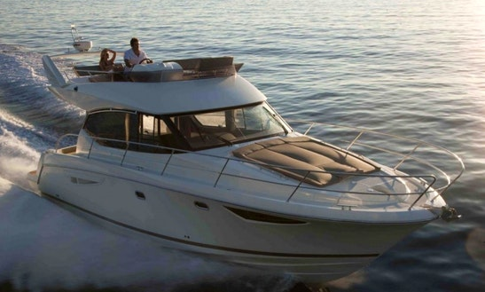 Charter A Luxury 40' Prestige Yacht In Languedoc-roussillon, France