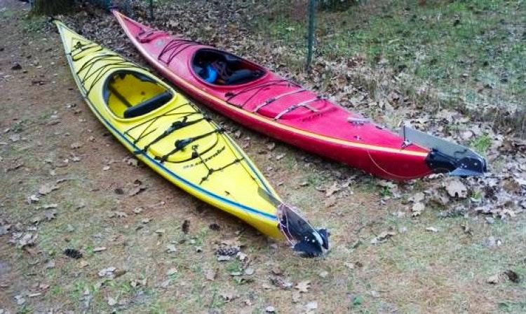 Sea Kayak Rentals in Hayward, Wisconsin