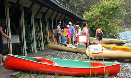 Hire Kayaks And Canoes In Audley