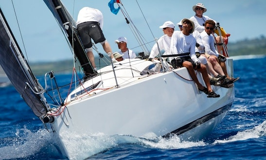 Racing Yacht Charter For Caribbean Regattas