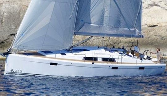 Hanse 415 Sailing Yacht Charter In Split