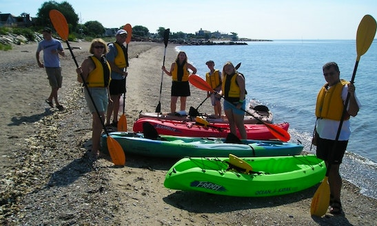 Single Kayak For Hire In Boreen Point